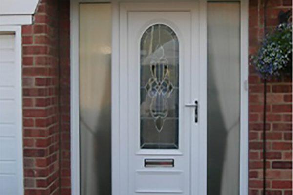Pvc Doors Uk : Pvc doors sunderland front